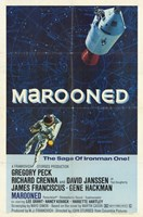 Marooned Wall Poster