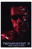 Terminator 3: Rise of the Machines Arnold Schwarzeneger Wall Poster