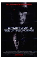 Terminator 3: Rise of the Machines Movie Wall Poster