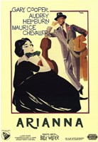 Love in the Afternoon - Arianna Wall Poster