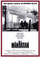 Manhattan - red border Framed Print