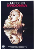 Truth or Dare A Letto Con Madonna Wall Poster