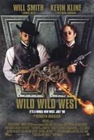 Wild Wild West Wall Poster