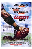 The Longest Yard 2005 Wall Poster