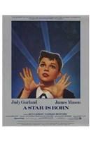 A Star is Born Garland Mason Wall Poster