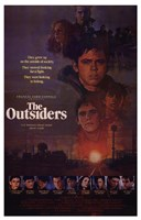 The Outsiders Wall Poster