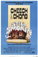 Cheech and Chong: Still Smokin' Wall Poster