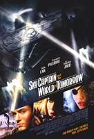 Sky Captain and the World of Tomorrow - style E Framed Print