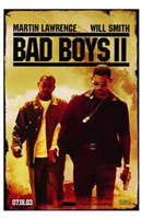 Bad Boys II Wall Poster