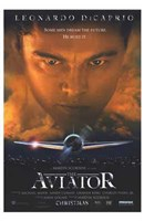 The Aviator Plane Framed Print