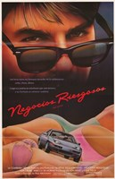 Risky Business Tom Cruise Wall Poster