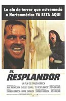 The Shining - spanish Framed Print