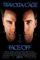 Face Off Wall Poster