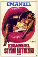 Black Emanuelle Wall Poster