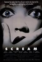 Scream Movie Wall Poster