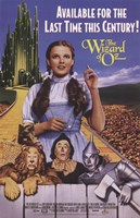The Wizard of Oz Last Time this Century Wall Poster