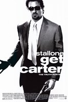 Get Carter Stallone Wall Poster