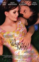 Walk on the Moon Wall Poster