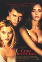 Cruel Intentions Framed Print