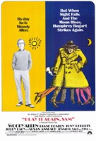 Play it Again Sam Woody Allen Wall Poster