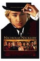 Nicholas Nickleby Framed Print