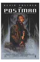The Postman - Kevin Costner Framed Print