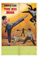Big Boss Wall Poster