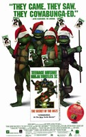 Teenage Mutant Ninja Turtles 2: the Secr Wall Poster