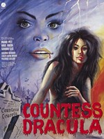 Countess Dracula Fine Art Print