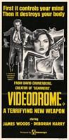 Videodrome Wall Poster
