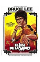 Game of Death French Framed Print
