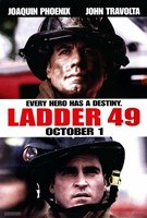 Ladder 49 Every Hero Has a Destiny Wall Poster