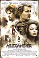 Alexander - Fortune favors the bold Wall Poster