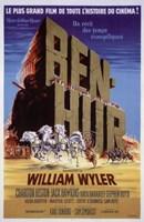 Ben Hur Desert Wall Poster