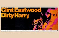 Dirty Harry Wall Poster
