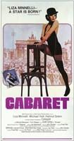 Cabaret Liza Minnelli Wall Poster