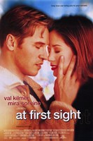 At First Sight Wall Poster