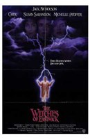 The Witches of Eastwick Wall Poster