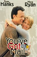 You've Got Mail - hugging Wall Poster