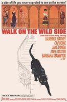 Walk on the Wild Side Wall Poster