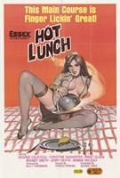 Hot Lunch Framed Print