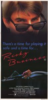 Risky Business Tim for Playing it Safe Wall Poster
