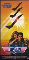 Top Gun 3 Jets and LT Pete & Charlie Framed Print