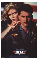 Top Gun America Wall Poster