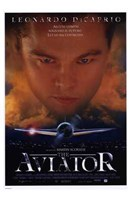 The Aviator DiCaprio Wall Poster