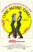 Grease One More Time! Wall Poster