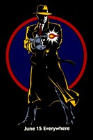 Dick Tracy Juen 15 Everywhere Wall Poster