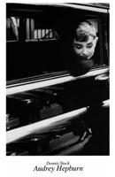 Audrey Hepburn Wall Poster