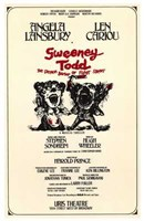 Sweeney Todd (Broadway Musical) Fine Art Print