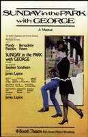 Sunday in the Park with George (Broadway Wall Poster